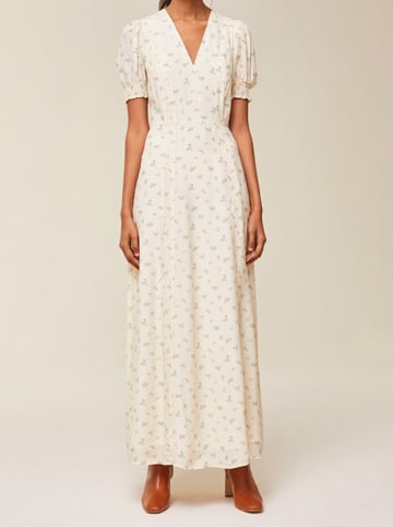 IVY & OAK Sukienka w kolorze kremowym