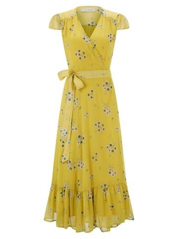 IVY & OAK Kleid in Gelb