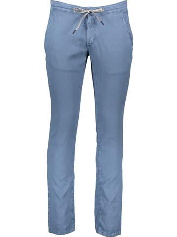 "Baldessarini Spodnie ""Jannek"" - Regular fit - w kolorze niebieskim"