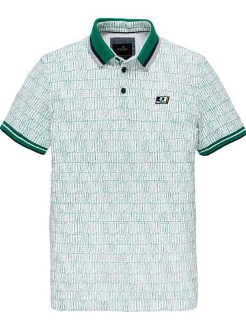Vanguard Koszulka polo w kolorze zielonym