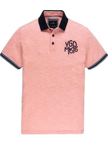 Vanguard Poloshirt in Orange