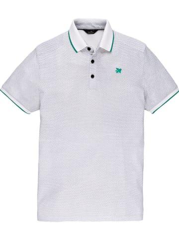Vanguard Poloshirt wit