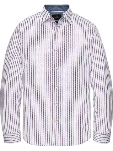 Vanguard Koszula - Regular fit - w kolorze biało-granatowym