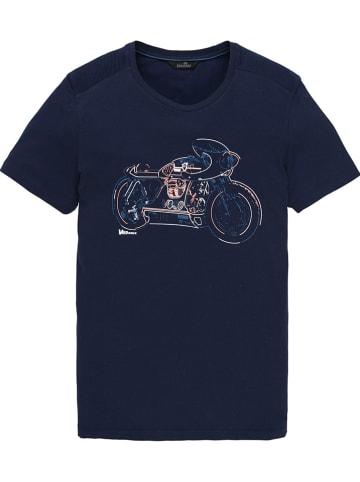 Vanguard Koszulka w kolorze granatowym
