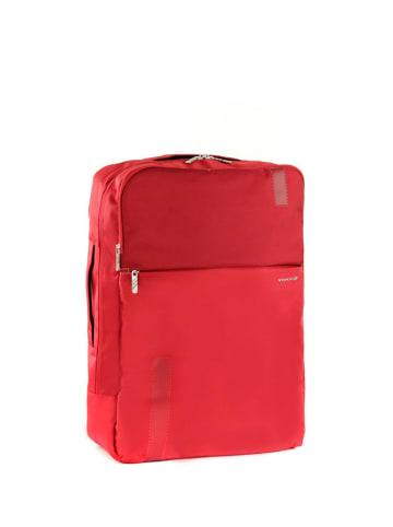 Roncato Rugzak rood - (B)40 x (H)55 x (D)20 cm