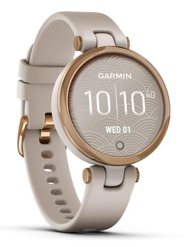 """Garmin Hybrid-Smartwatch """"Lily"""" in Hellgrau"""