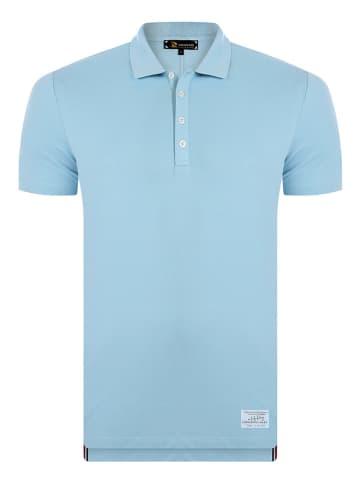 GIORGIO DI MARE Poloshirt lichtblauw