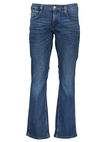 """Mustang Spijkerbroek """"Oregon"""" - slim fit - blauw"""
