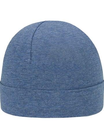 Döll Mütze in Blau