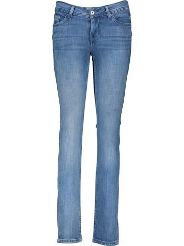 """Mustang Dżinsy """"Jasmin"""" - Slim fit - w kolorze niebieskim"""