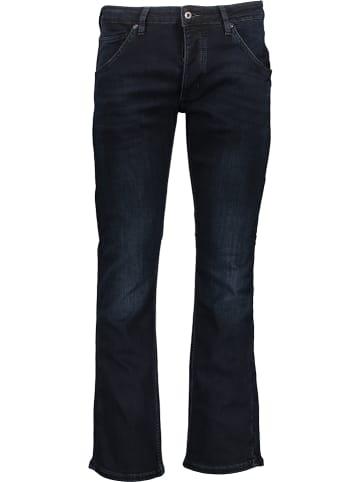"""Mustang Spijkerbroek """"Michigan"""" - regular fit - donkerblauw"""