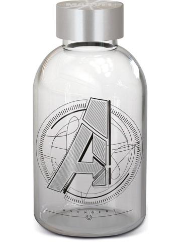 "Stor Trinkflasche ""Marvel"" in Transparent - 620 ml"