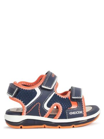"Geox Sandalen ""Todo"" donkerblauw"