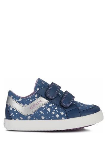"Geox Sneakers ""Gisli"" in Blau"