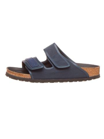 """Birkenstock Slippers """"Tema"""" donkerblauw - wijdte S"""