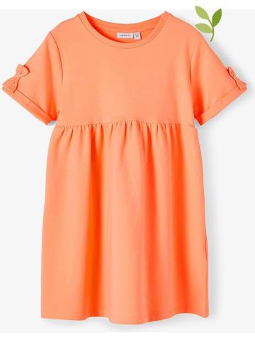 """Name it Sukienka """"Farhana"""" w kolorze pomarańczowym"""