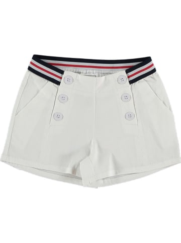 Bimbalina Shorts in Weiß