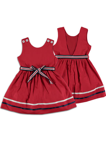 Bimbalina Kleid in Rot