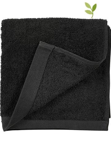 """Soedahl Handdoek """"Comfort"""" zwart - (L)100 x (B)50 cm"""
