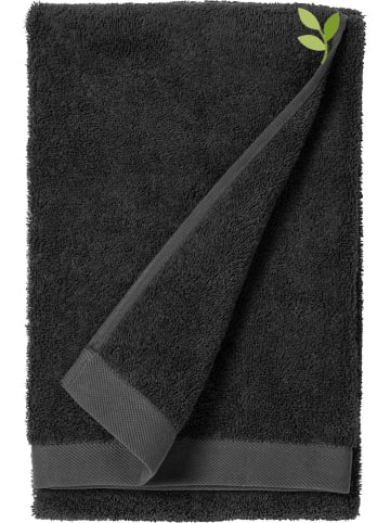 """Soedahl Badhanddoek """"Comfort"""" zwart - (L)140 x (B)70 cm"""
