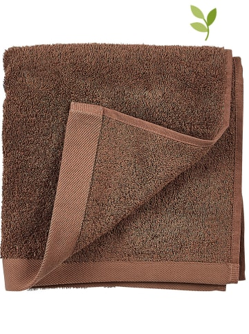 "Soedahl Handdoek ""Comfort"" roodbruin - (L)100 x (B)50 cm"