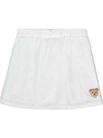 Steiff Spódnica w kolorze białym