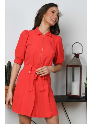 """Scarlet Jones Sukienka """"Jeanne"""" w kolorze czerwonym"""