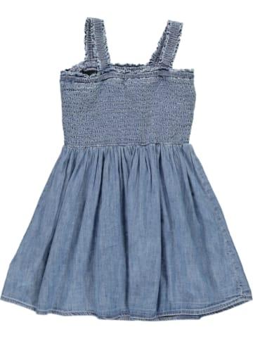 GAP Sukienka dżinsowa w kolorze niebieskim