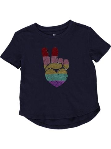 GAP Koszulka w kolorze granatowym