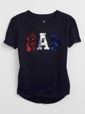 GAP Koszulka w kolorze czarnym