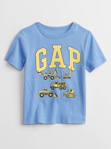 GAP Shirt in Blau