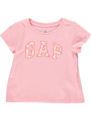 GAP Koszulka w kolorze jasnoróżowym