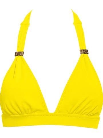 PHAX swimwear Bikinitop geel