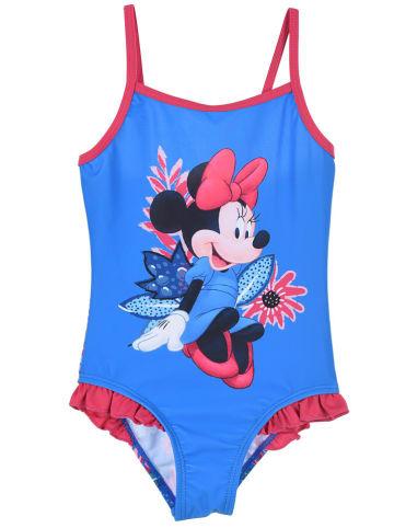 "Disney Minnie Mouse Badpak ""Minnie"" blauw"