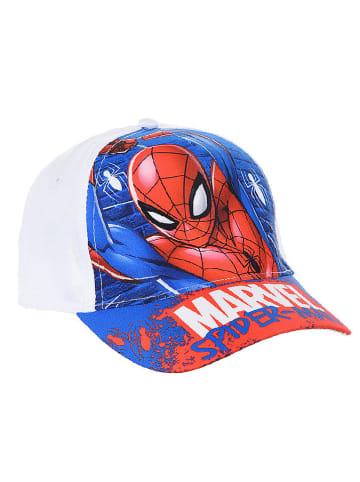 """Spiderman Czapka """"Spiderman"""" w kolorze niebieskim"""