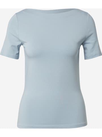 """Vero Moda Shirt """"PANDA"""" lichtblauw"""
