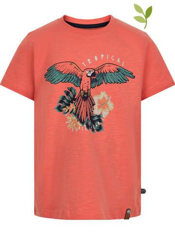 Minymo Koszulka w kolorze pomarańczowym