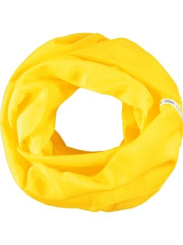 Gerry Weber Szal-koło w kolorze żółtym - 120 x 60 cm