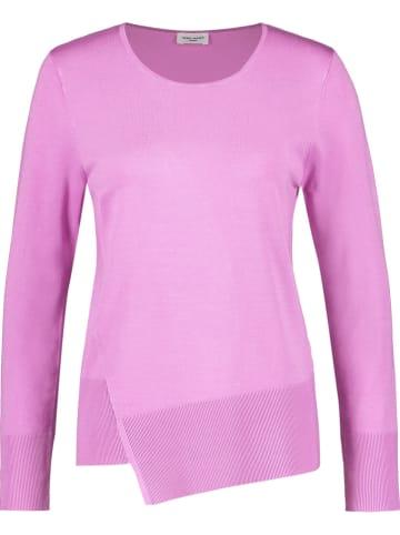 Gerry Weber Sweter w kolorze jasnoróżowym