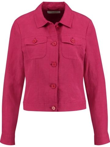 Gerry Weber Kurtka dżinsowa w kolorze różowym
