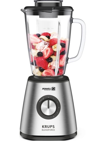 "Krups Standmixer ""Blendforce+"" in Silber"