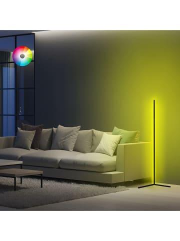 """ABERTO DESIGN LED-Standleuchte """"Lumos"""" in Schwarz/ Bunt - (H)120 cm"""