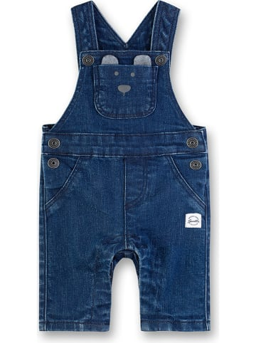 Sanetta Kidswear Ogrodniczki w kolorze niebieskim