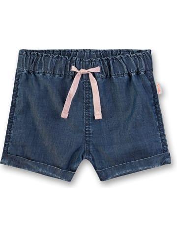 Sanetta Kidswear Szorty w kolorze niebieskim