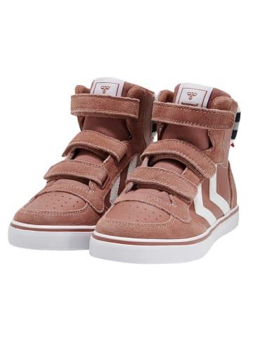 """Hummel Sneakers """"Stadil Pro"""" in Camel"""