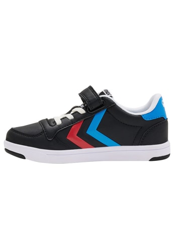 "Hummel Sneakers ""Stadil Low Quick"" in Dunkelblau"