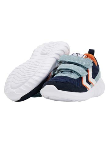 """Hummel Sneakers """"Cloud"""" in Blau/ Hellblau"""