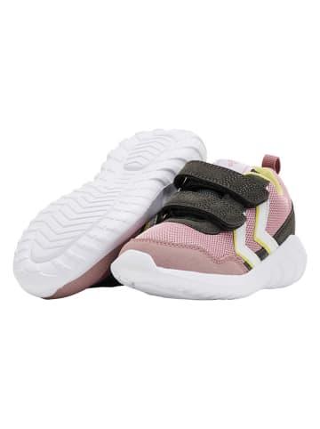 "Hummel Sneakers ""Cloud"" in Rosa/ Anthrazit"