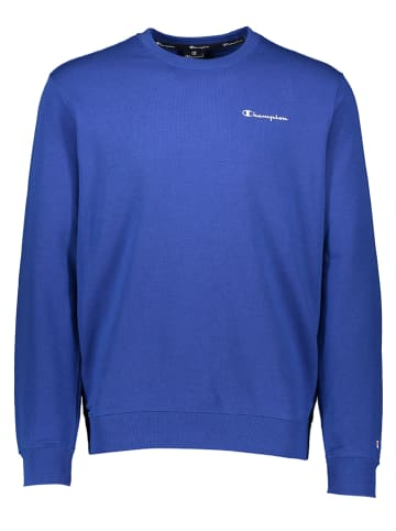 Champion Sweatshirt blauw