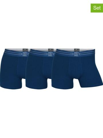 CR7 3-delige set: boxershorts blauw